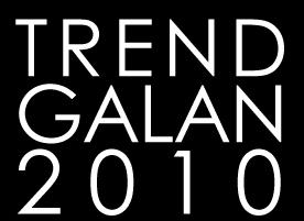 Trendgalan 2010 Logotype